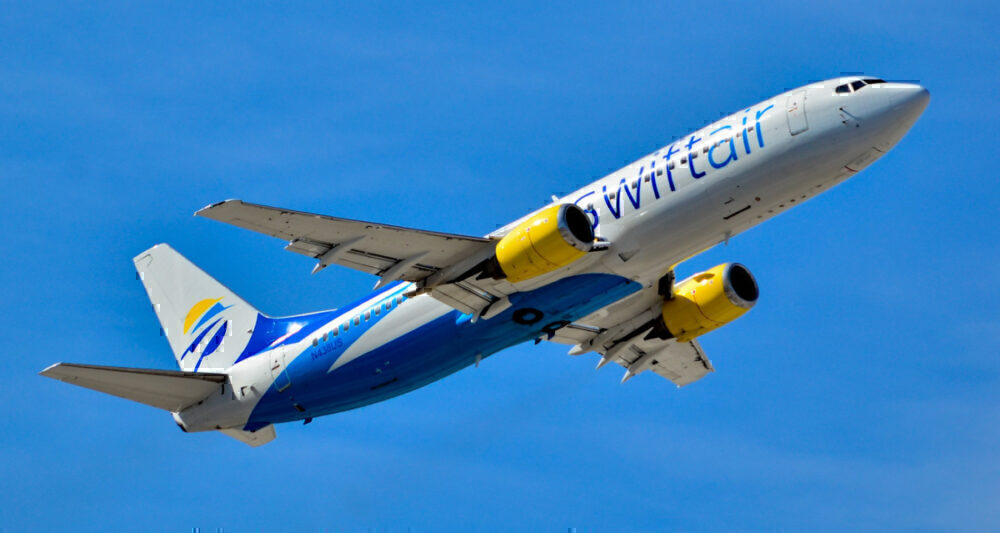 Swift Air 737