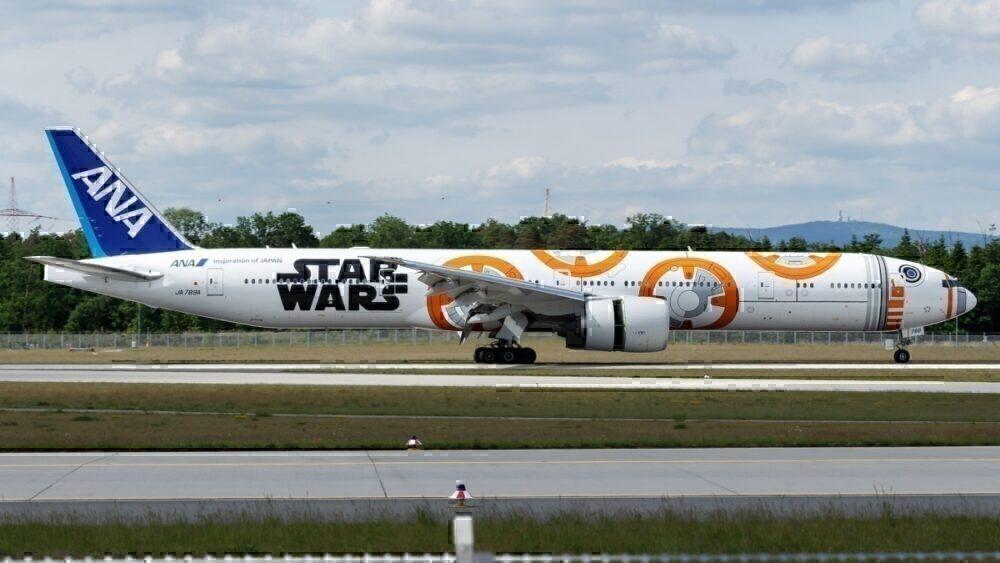 Star Wars, Star Wars Day, Aircraft Liveries