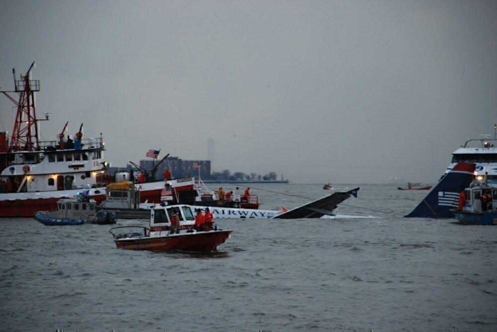 US Airways Hudson River Crash