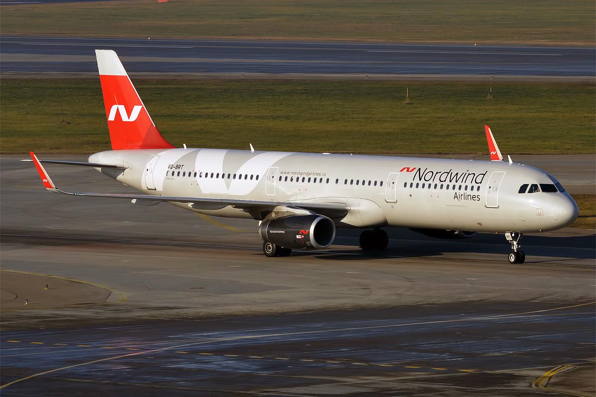 Nordwind A321
