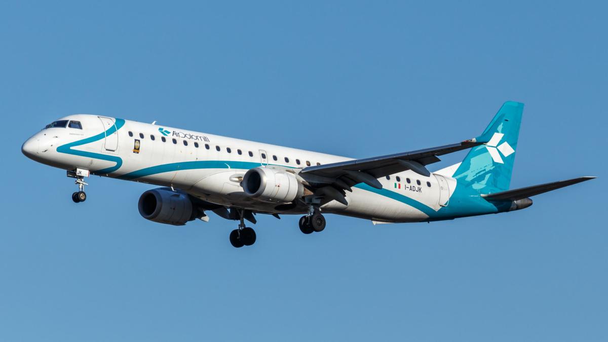 Air Dolomiti E195