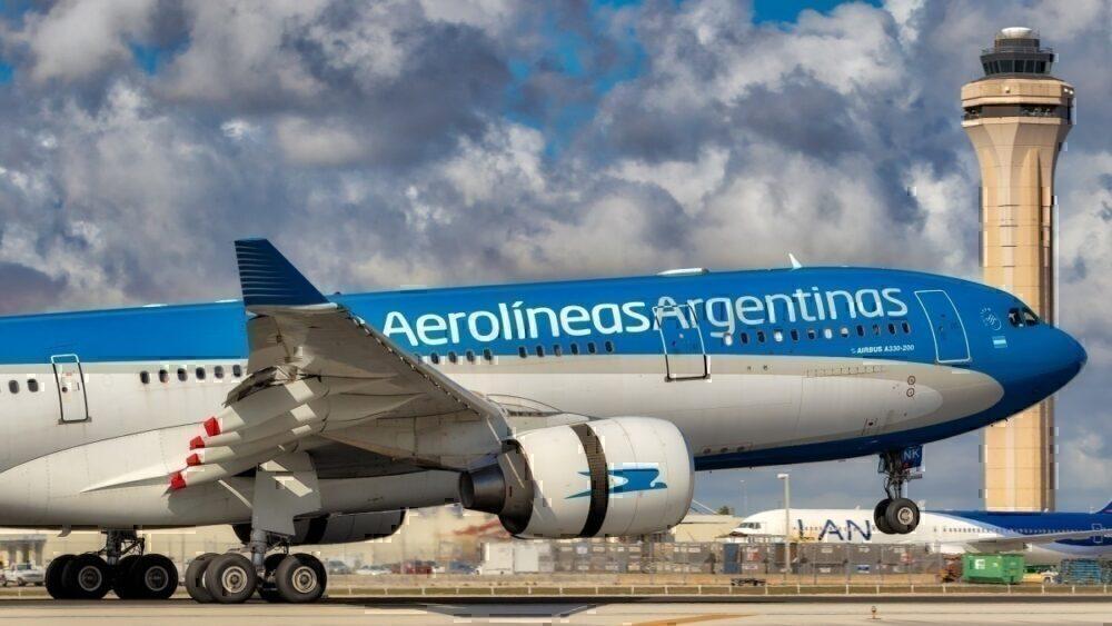 A330 argentinas