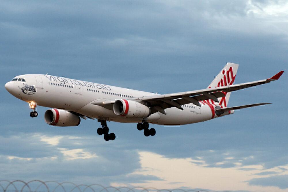 Virgin Australia replacing long-range fleet