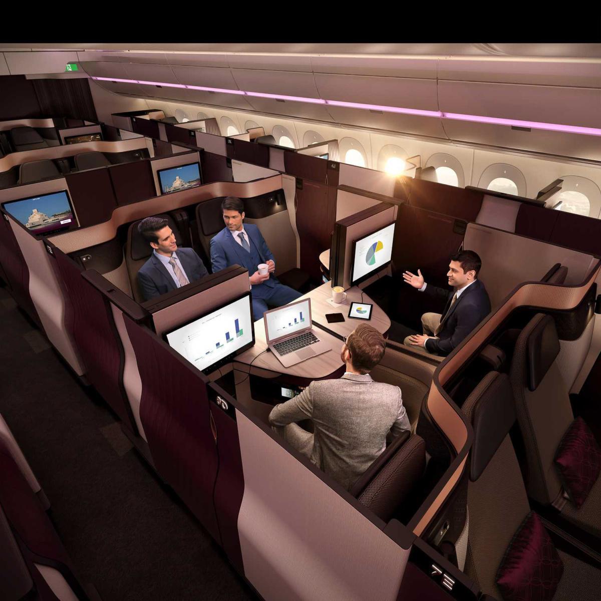 Qatar-Airways-Brisbane-Services