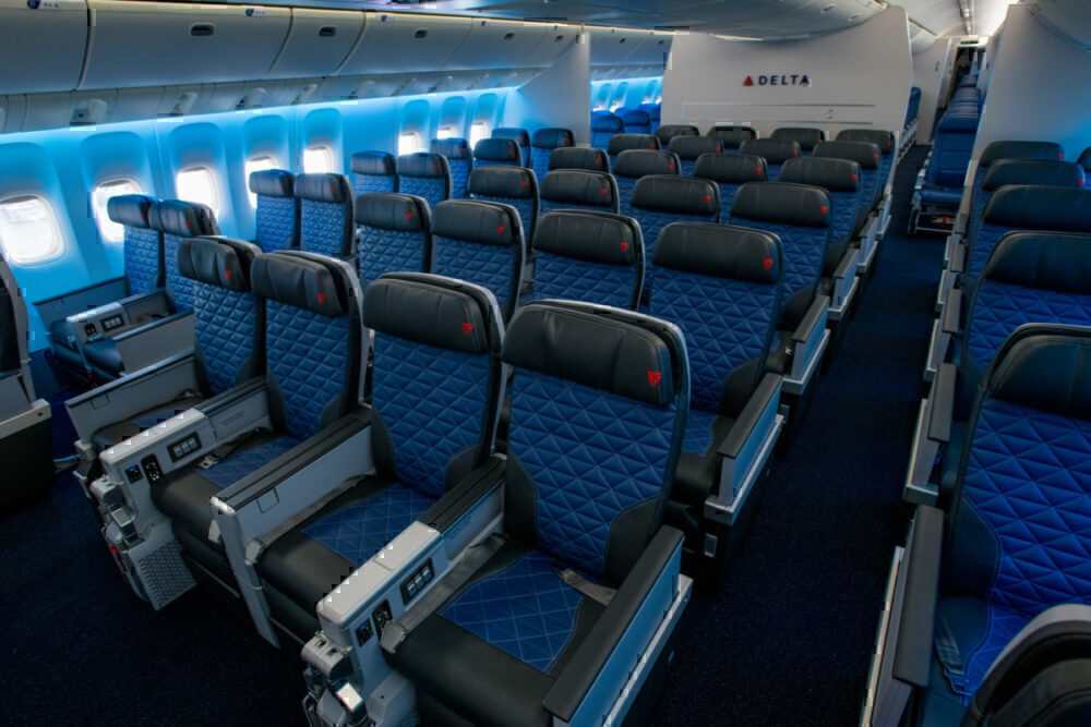 Premium select on the 777