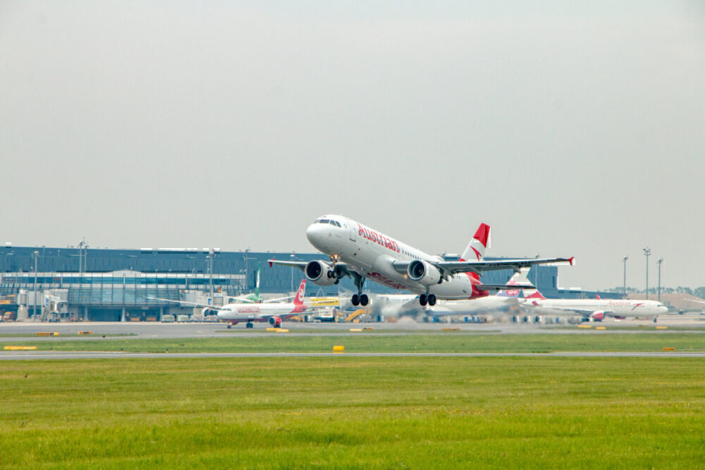 Austrian Airlines, Resume Operations, Mid June
