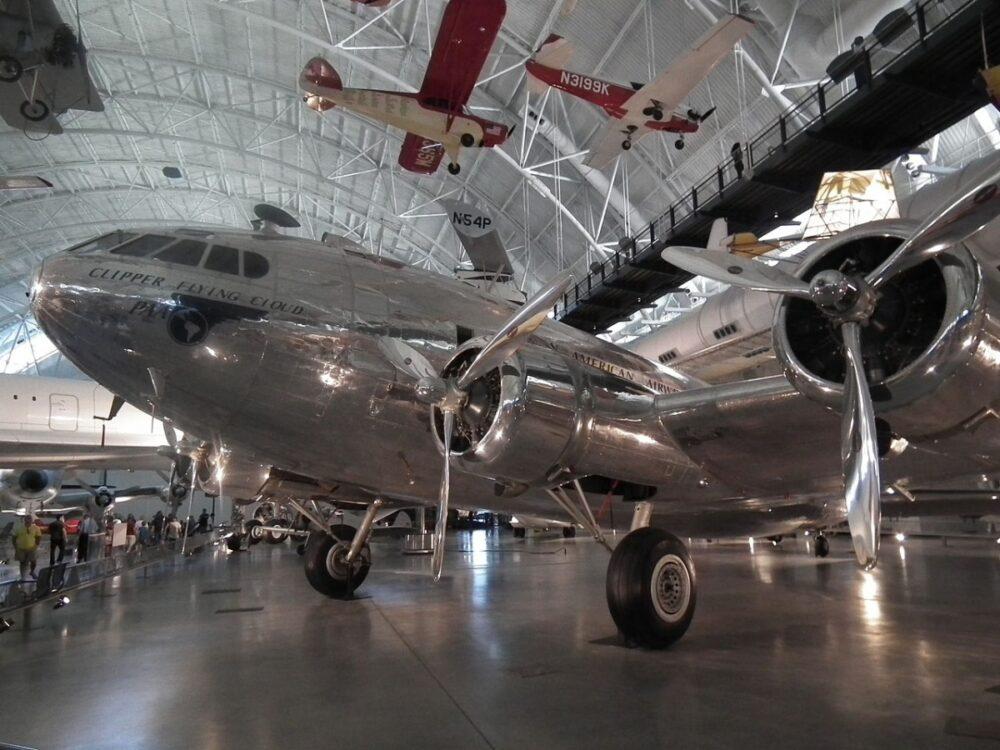 307 Stratoliner plane
