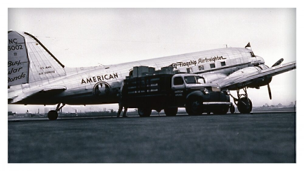 AA DC3 1944