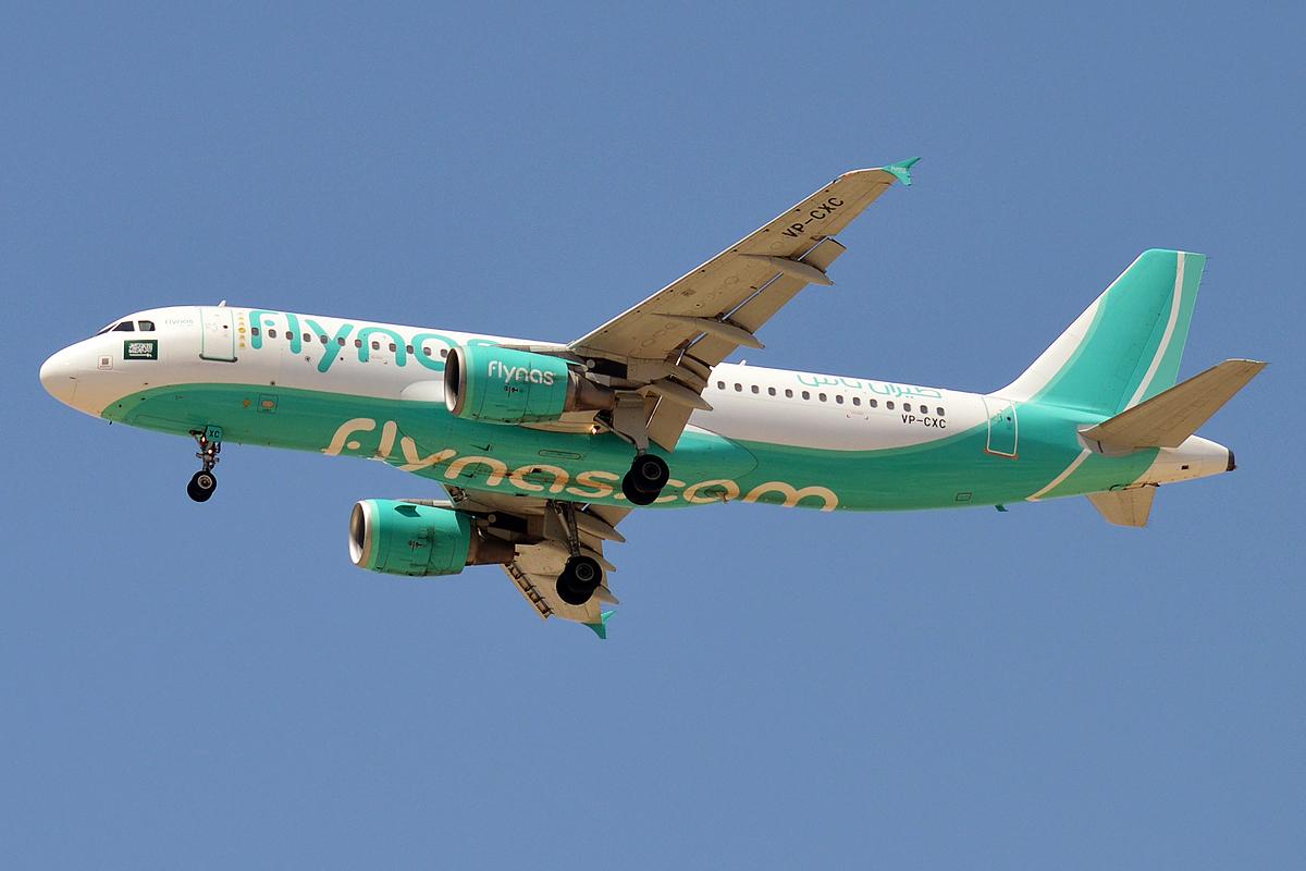 Flynas A320