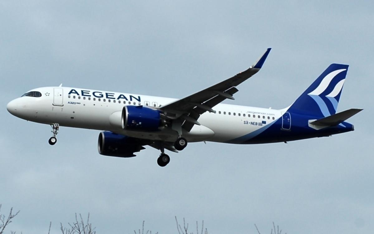 Aegean A320
