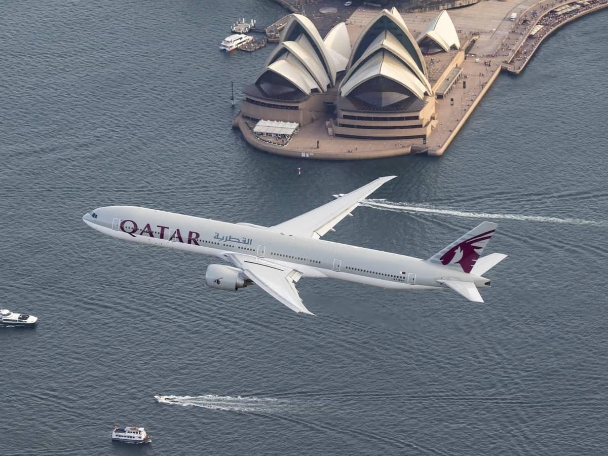 Qatar Airways Sydney