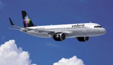 Volaris Airbus Aircraft