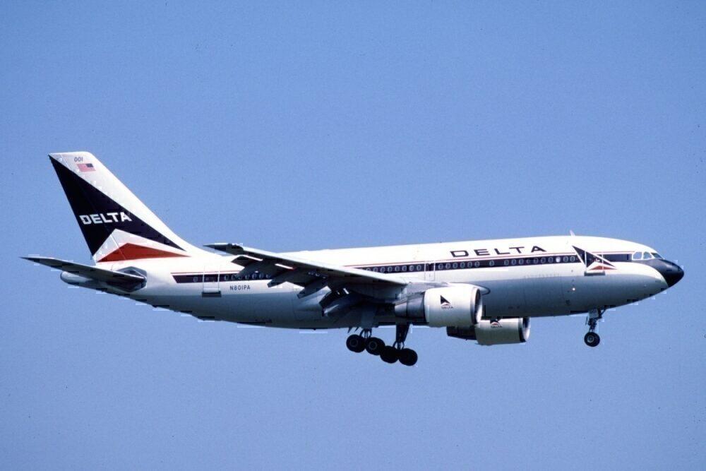 Delta A310