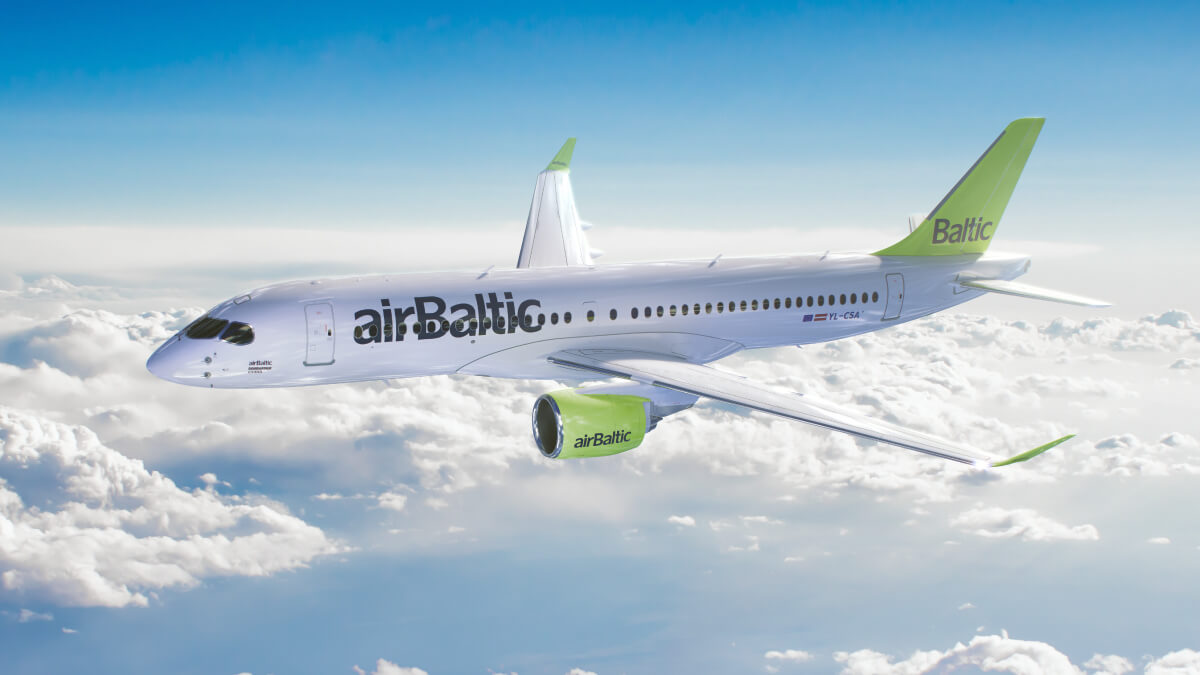 airBaltic Secures €250 Million From Latvian Government