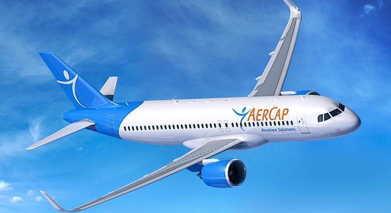aercap livery A320