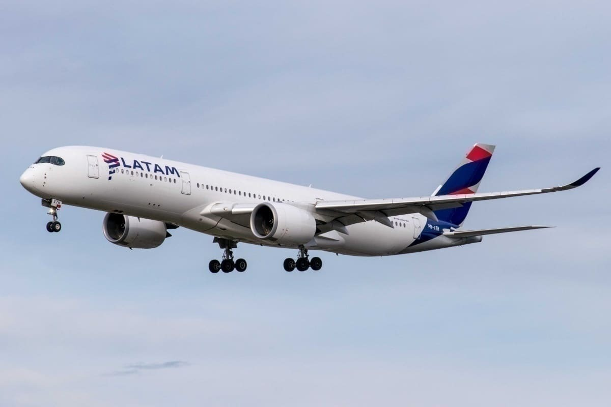 LATAM Won't Sell A350s To Delta Following $62M Settlement