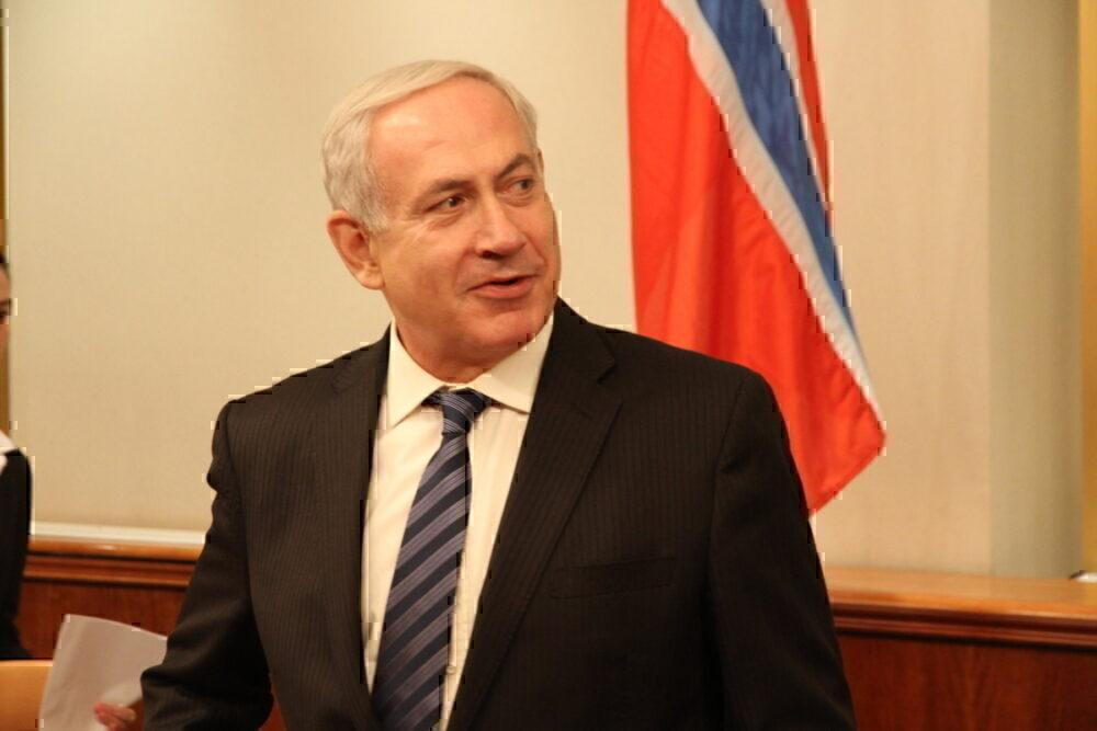 Israeli President Benjamin Netanyahu