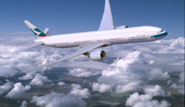 Cathay Boeing 777-300