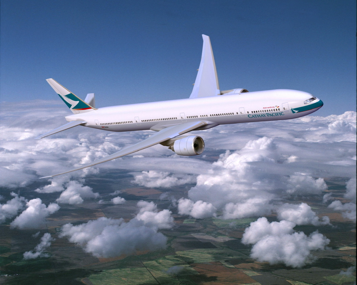Throwback: 22 Years Ago Today Cathay Pacific Received Its First Boeing 777-300