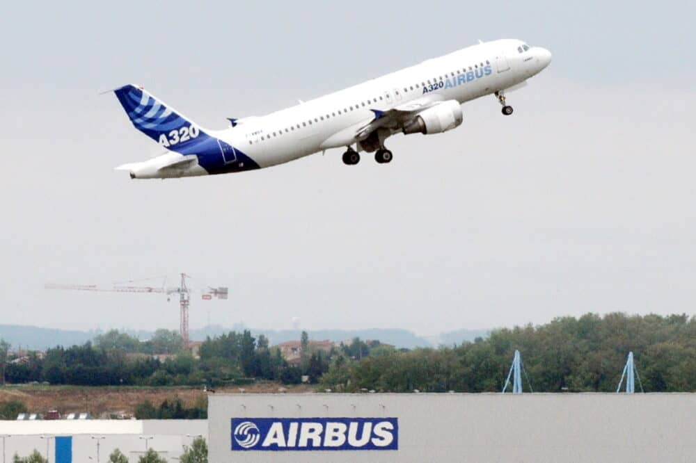 Airbus A320 Getty