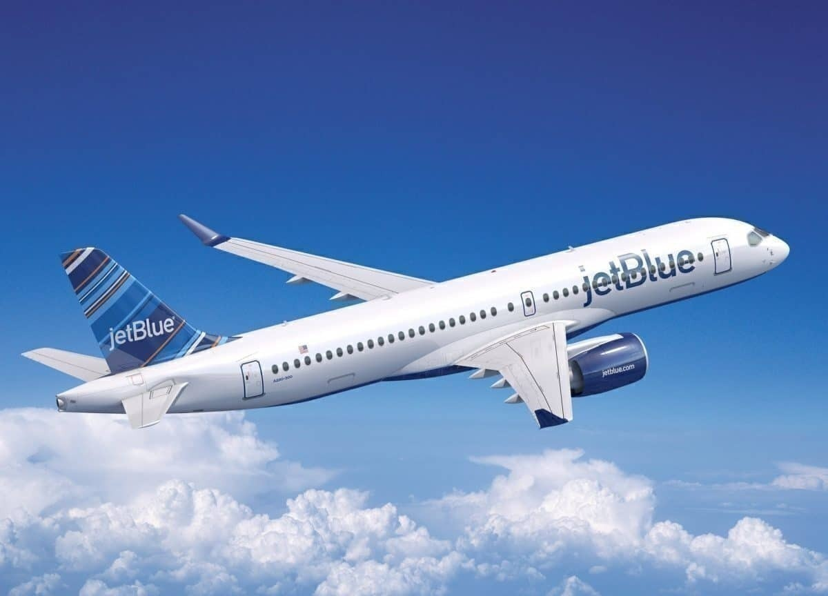 JetBlue's New Airbus A220 Fleet – Where Will The Planes Fly?