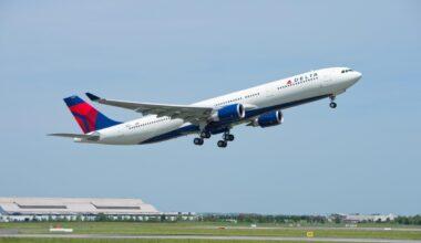 Delta A330