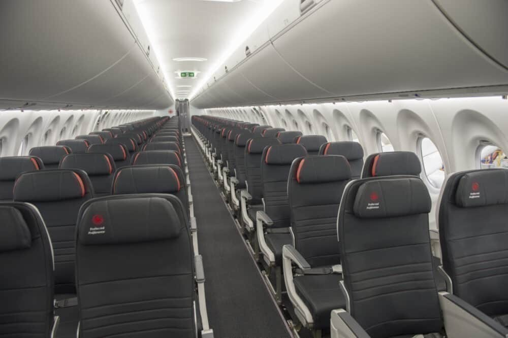 Air Canada Takes Delivery Of Its 5th Airbus A220 Amid COVID