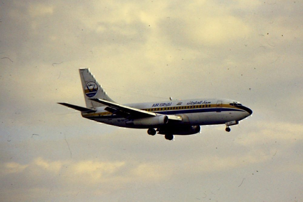 Air Sinai 737