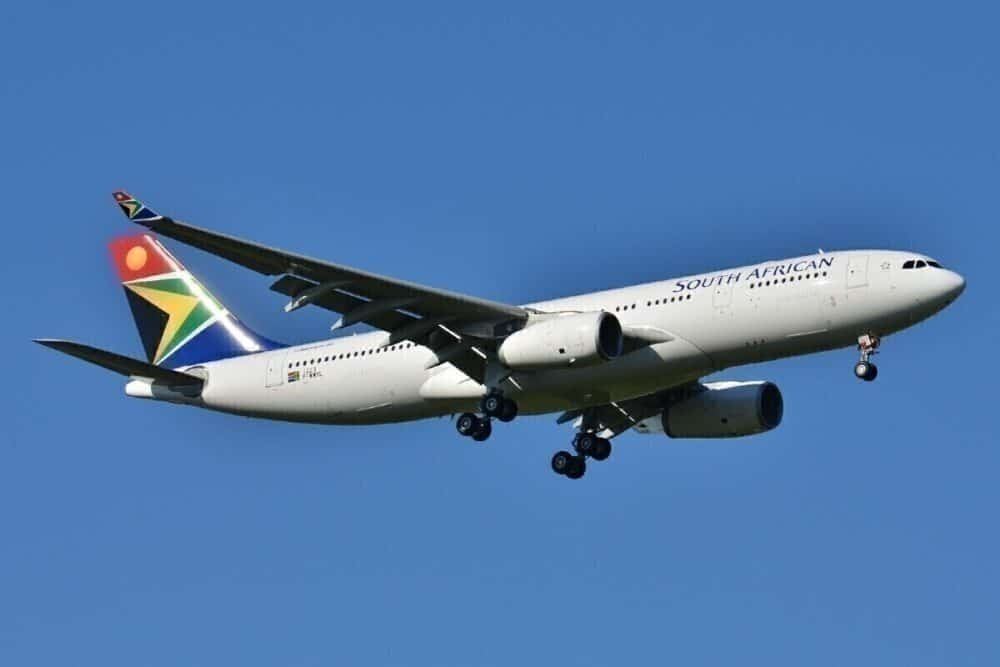 South Africa new flag carrier to rise from SAA's ashes. Photo: Laurent ERRERA via Wikimedia Commons