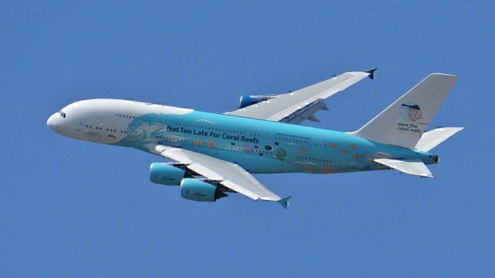 Hi Fly A380