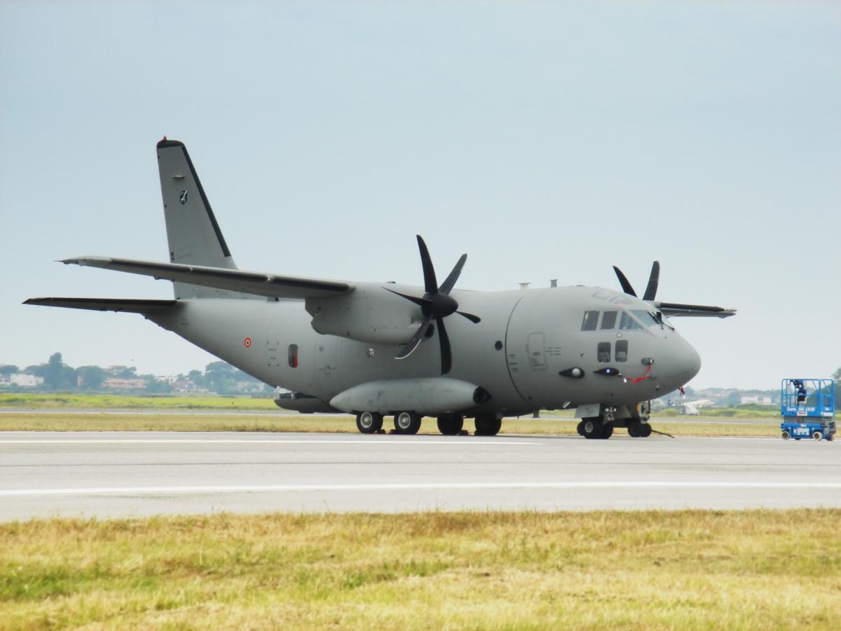 Military Transport Plane For Slovakia Involved In Repatriation Flights