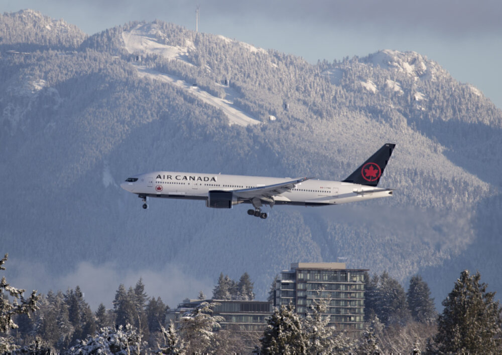 Air Canada Will Fly To 100 Destinations This Summer