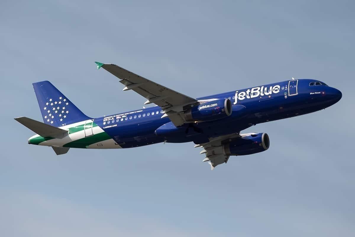 JetBlue Blue Finest