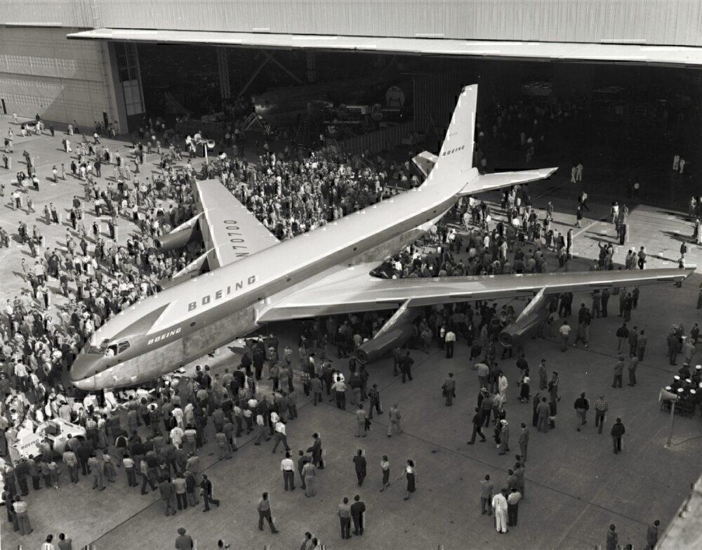 Dash 80 Boeing 707