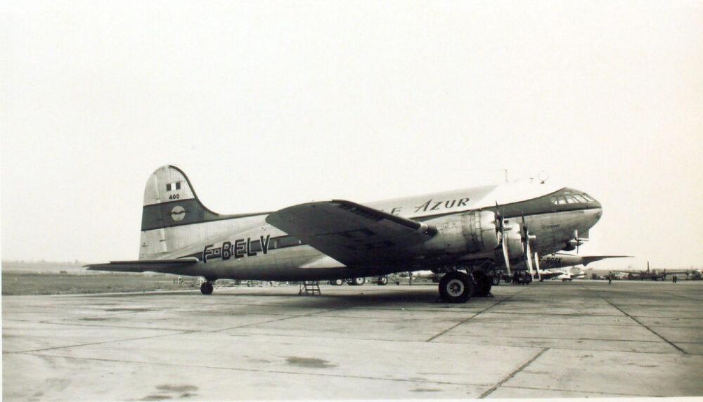 Boeing, Type 307, Stratoliner