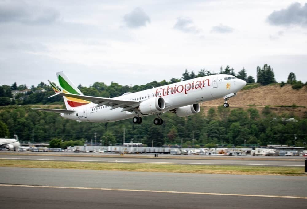 Ethiopian seeks compensation from Boeing for the 737 MAX