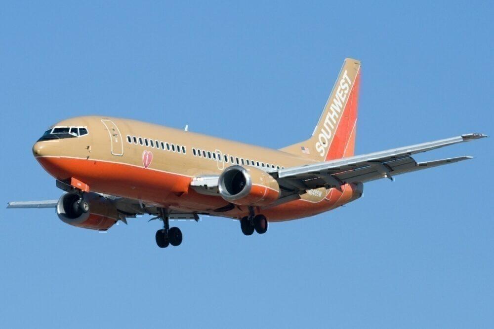 737-300 Southwest