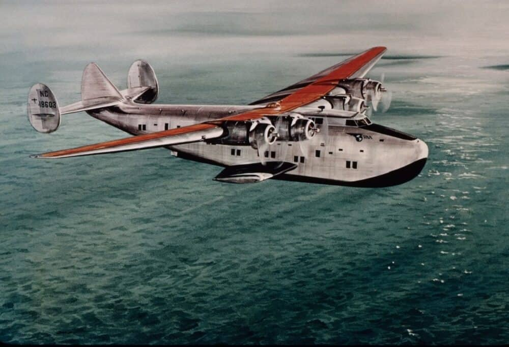 314 Clipper Aircraft