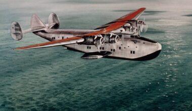 314 Clipper Aircraft