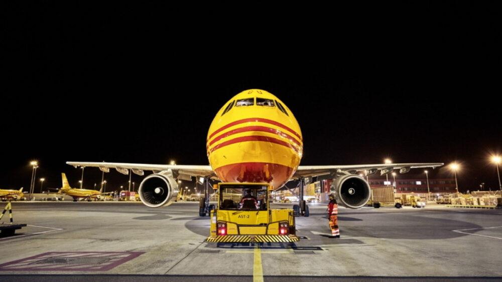 DHL Jet