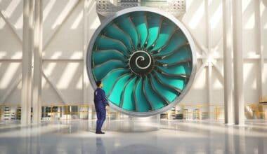 Rolls-Royce turbofan