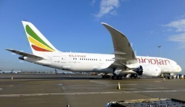 Ethiopian Airlines will repatriate 270 Nigerians on a Dreamliner from New York