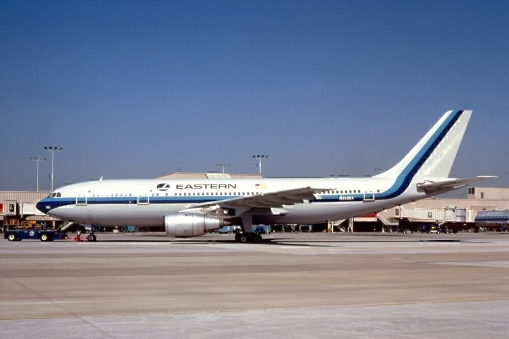 Eastern Airlines Airbus A300