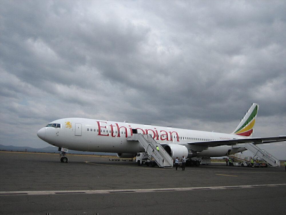 B767-300 Ethiopian