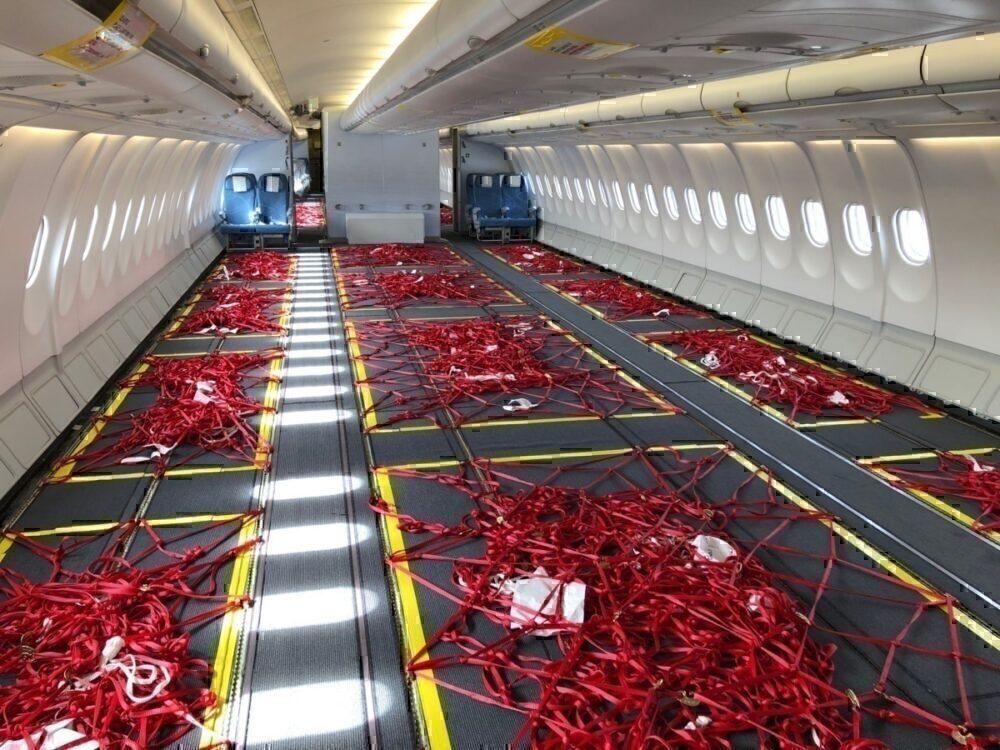 Finnair cargo conversion