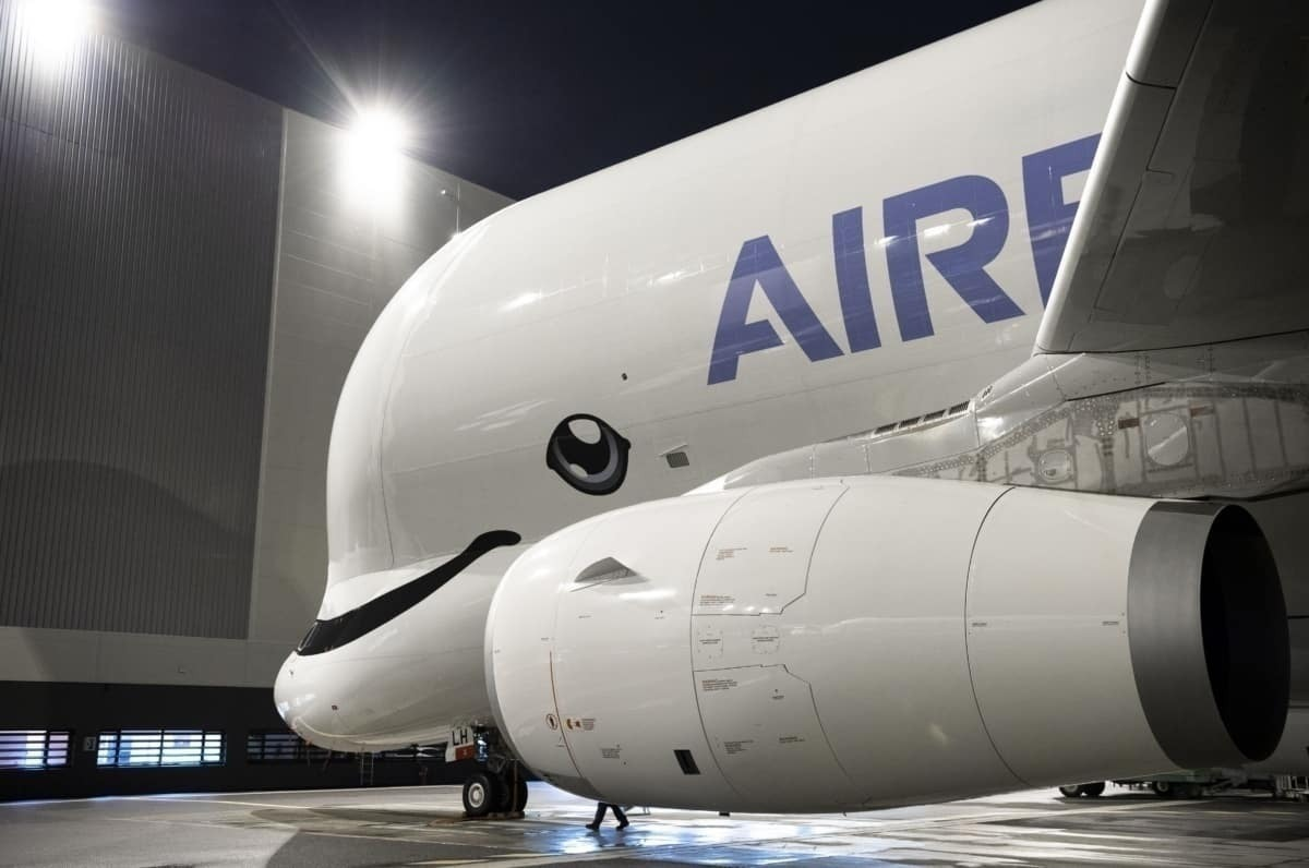 Airbus Is Getting Ready For The First Flight Of Its New BelugaXL