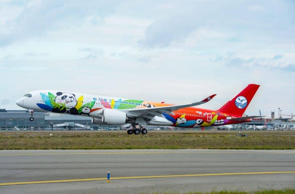Sichuan A350