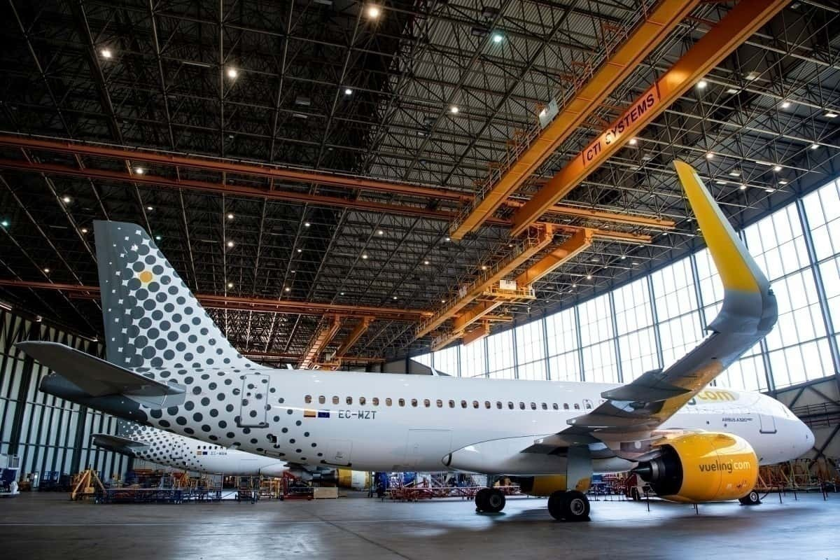 vueling to receive state-guaranteed funding