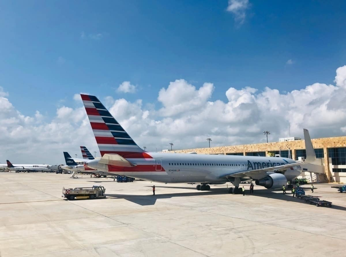 Cancun Handled Just 245 International Passengers Per Day In April