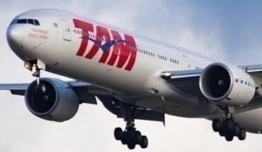 LATAM Airlines Brasil Boeing 777